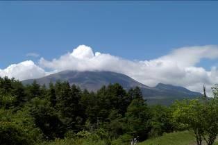 浅間山との共生に学ぶ